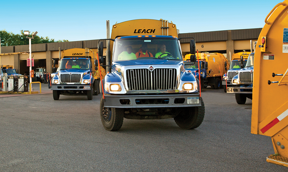 Leach™ Rear Loaders